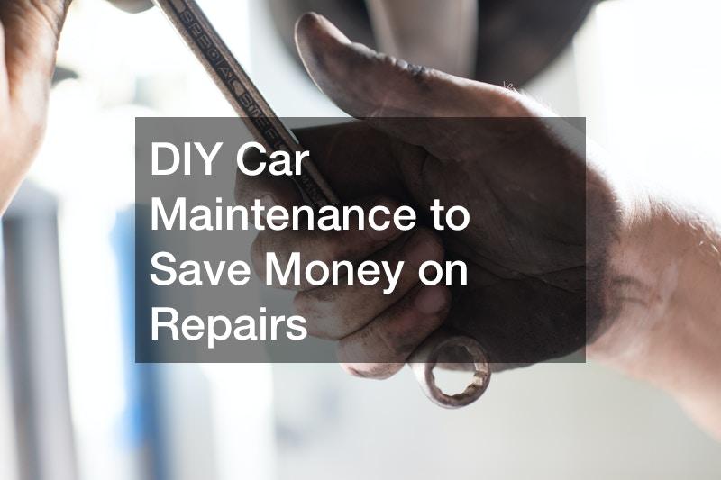 easiest car diy maintenance